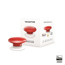 Fibaro The Button FGPB-101-3 czerwony