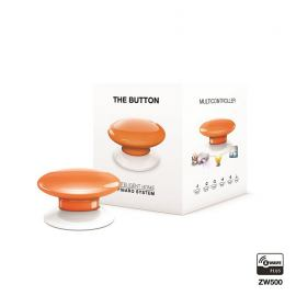 Fibaro The Button FGPB-101-8 pomarańczowy