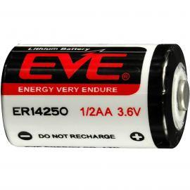 Bateria EVE ER14250 LS14250 SL-750 ER1/2AA 3.6V