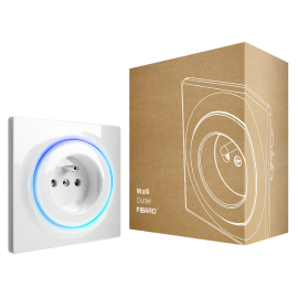 FIBARO Walli Outlet type E FGWOE-011