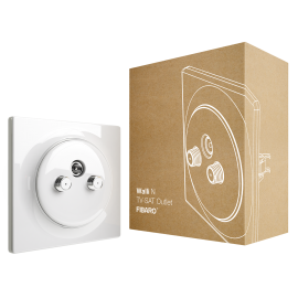 FIBARO Walli N TV-SAT Outlet FGWTFEU-021