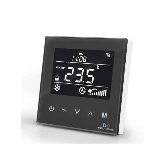 Termostat MCO HOME  MH8-FC-EU BLACK