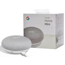 GŁOŚNIK GOOGLE HOME MINI SILVER