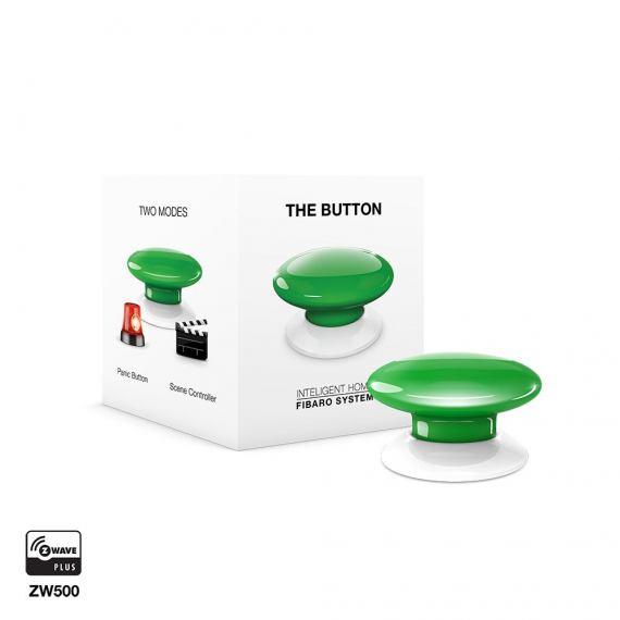 Fibaro The Button zielony