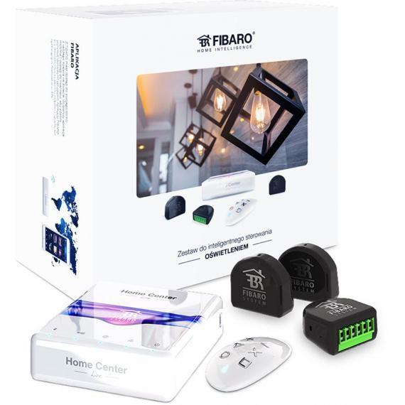 FIBARO Zestaw do inteligentnego sterowania oświetleniem