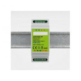 Adapter DIN euFIX R223NP (bez przycisków) do Fibaro