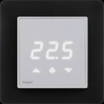 Heatit czarny panel instalacyjny termostatu