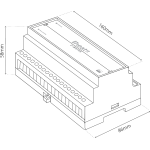 Heatit Z-Water sterownik ogrzewania wodnego Z-wave