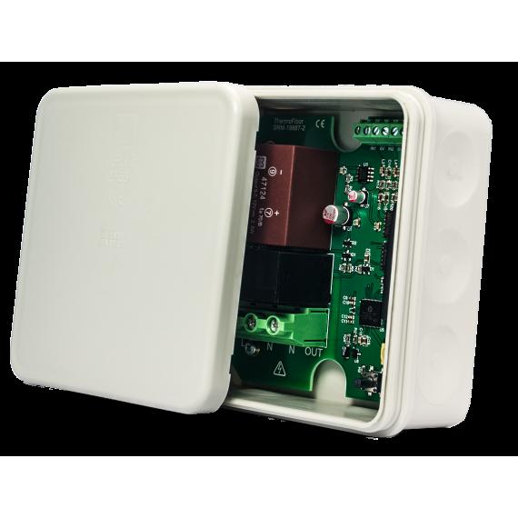 Heatit Z-Relay uniwersalny przekaźnik 25A Z-wave