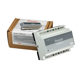 Heatit Z-Din 6x przekaźnik na szynę DIN 16A Z-wave