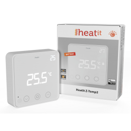 Heatit Z-Temp2 bezprzewodowy termostat Z-wave
