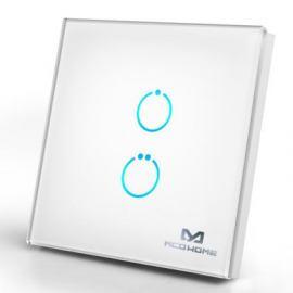 Inteligentny włącznik z dotykowym panelem Mco Home MH-S412