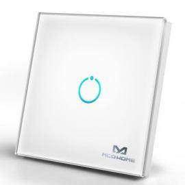 Inteligentny włącznik z dotykowym panelem Mco Home MH-S411
