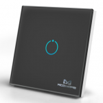 Inteligentny włącznik z dotykowym panelem Mco Home MH-S411 czarny