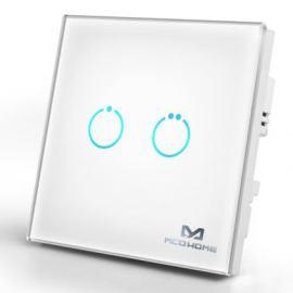 Inteligentny włącznik z panelem dotykowym Mco Home MH-S312