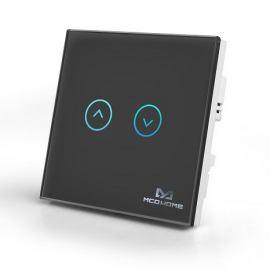 Inteligentny włącznik do sterowania roletami Mco Home MH-C321-B czarny