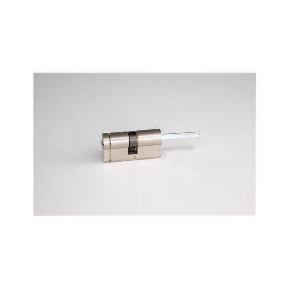 Salto DCE34530NID5 - nickel cylinder 45mm