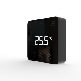Heatit Z-Temp2 BLACK bezprzewodowy termostat Z-wave