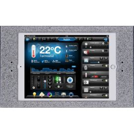 Ramka  euFRAME Essential dla Samsung Galaxy Tab S2/S3. Grubość 4 mm. Stone