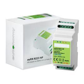 Adapter DIN euFIX R223NP (bez przycisków) do Fibaro FGR-223