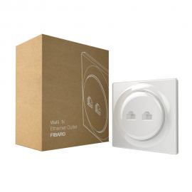 FIBARO Walli N Ethernet Outlet FGWEEU-021