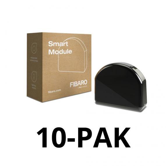 Fibaro Smart Module FGS-214 10-Pak
