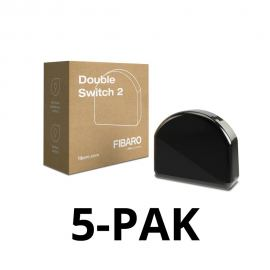 Fibaro Double Switch 2 FGS-223 5pak