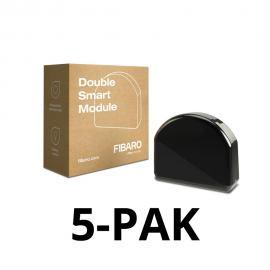 Fibaro Double Smart Module FGS-224 5pak