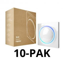 FIBARO Walli Switch FGWDSEU-221 (10pack)