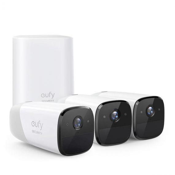 Bezprzewodowy system kamer EUFYCAM 2 PRO (3+1)