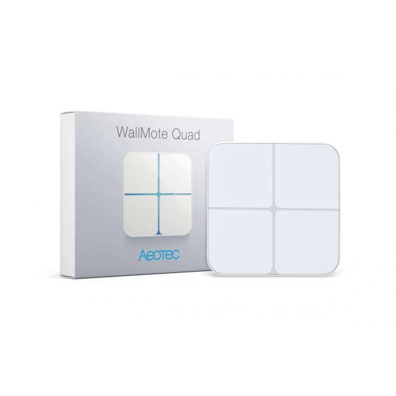 Aeotec WallMote Quad Z-wave
