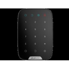 Bezprzewodowa klawiatura dotykowa do sterowania systemem Ajax Keypad Black