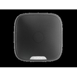 Bezprzewodowy optyczno-akustyczny sygnalizator Ajax StreetSiren Black