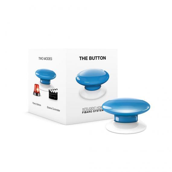 Fibaro The Button FGPB-106 niebieski