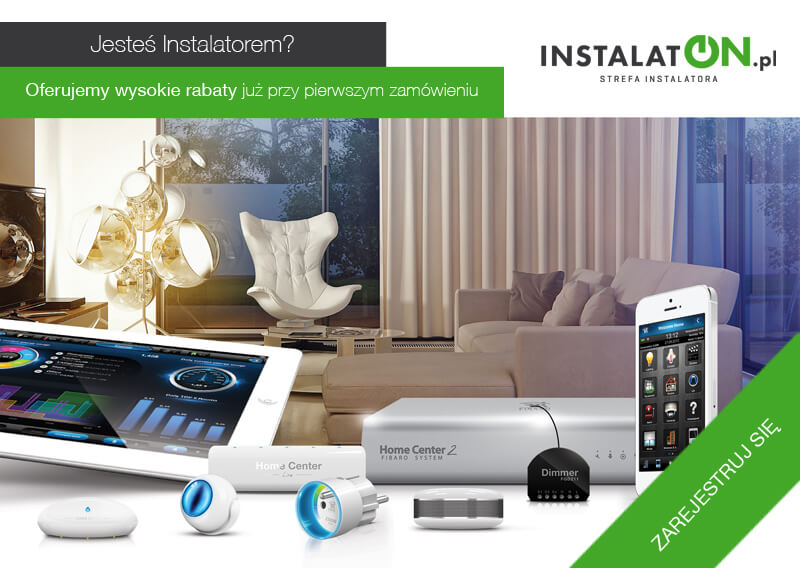 Jesteś instalatorem ?